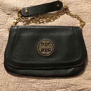 Tory Burch clutch/ cross body.
